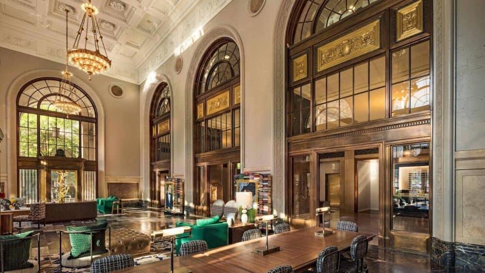 Hotel for couples in Philadelphia
