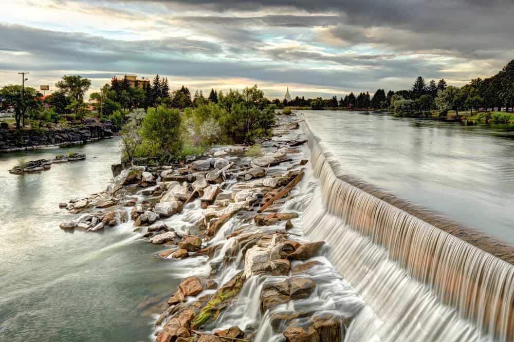 Beautiful Idaho Falls