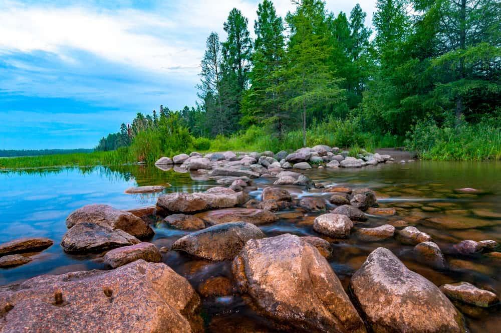 Lake Itasca Minnesota