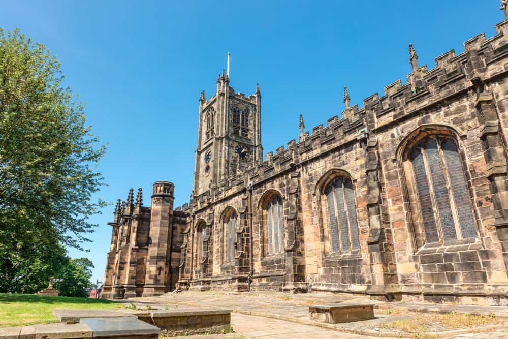 Lancaster Priory Lancashire