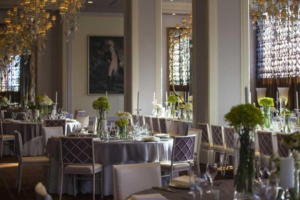 Luxury romantic hotels in Philadelphia