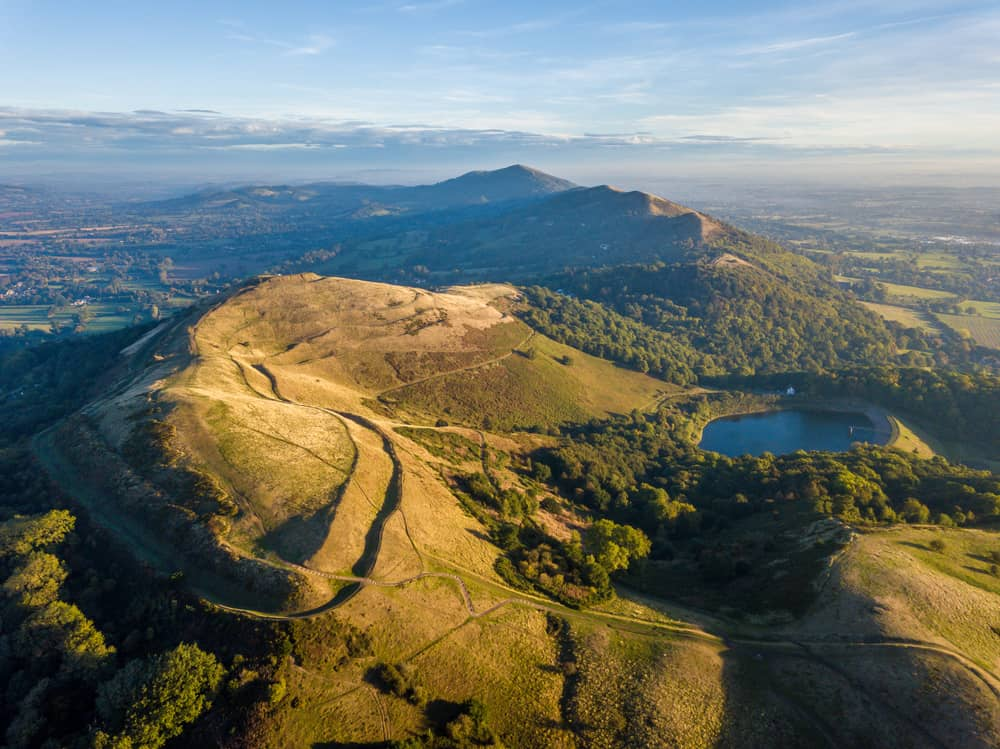 Malvern Hills - beautiful places to visit in Malvern Hills