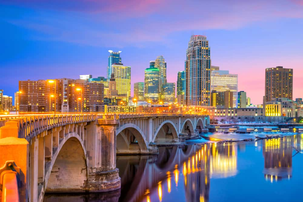 Minneapolis - best places to explore in Minnesota