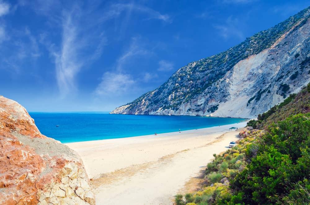 Mirtos Beach Kefalonia