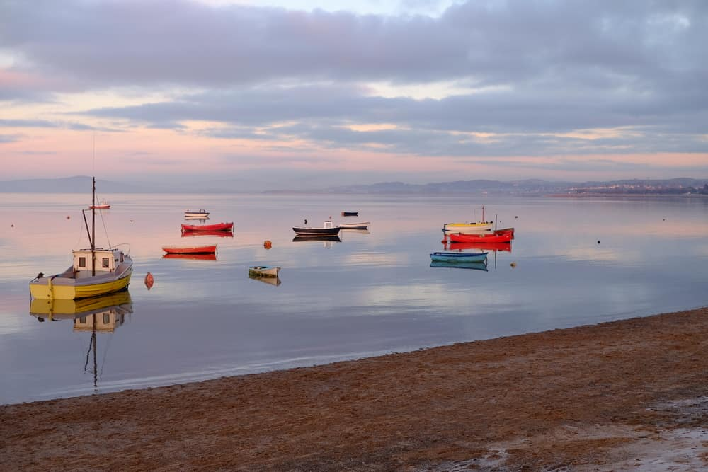 Morecambe Bay - best places in Lancashire