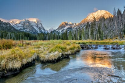 Most beautiful places to visit in Idaho
