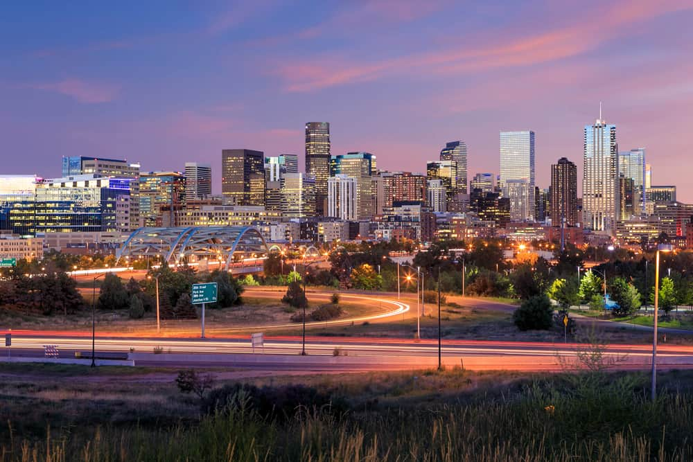 Most romantic hotels in Denver