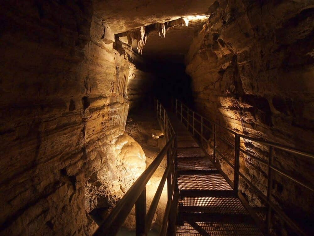 Mystery Cave State Park minnesota