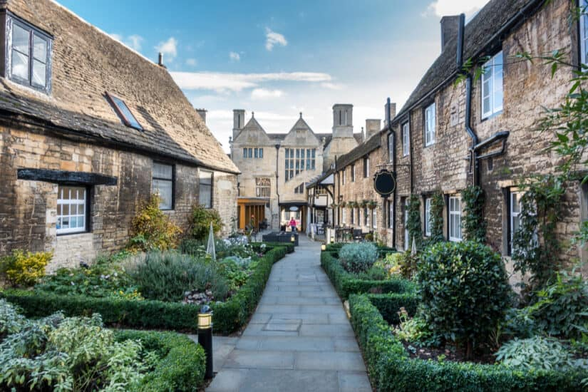 most beautiful places to visit in Northamptonshire
