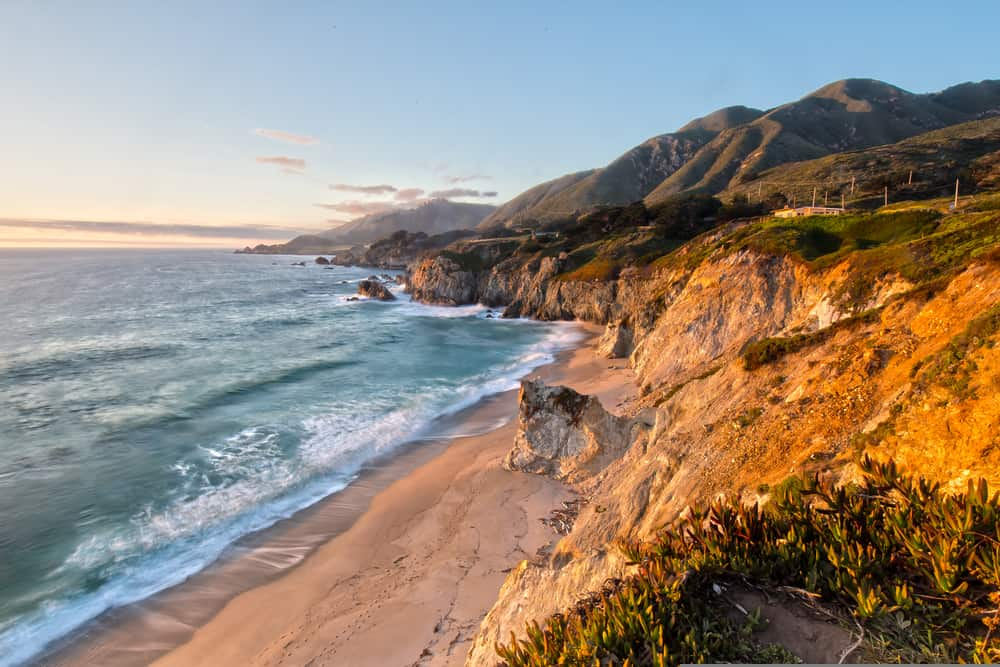 Beautiful Pacific Coast Highway