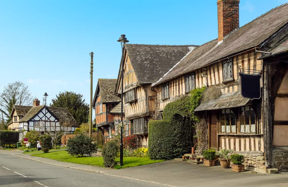 Pembridge - places to visit in Herefordshire