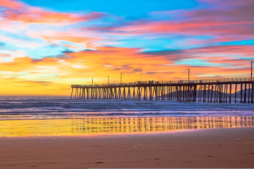 Pismo Beach - beautiful places to visit in California