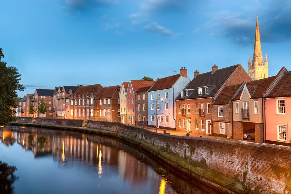 Quay Side Norfolk
