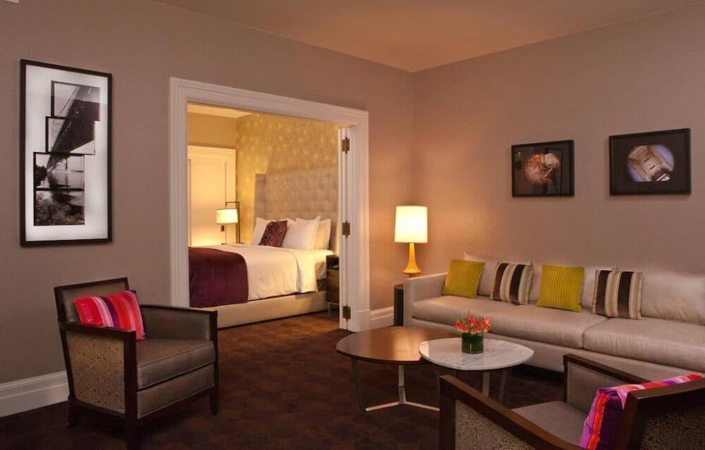 Romantic European style hotel in Hotel with a view Philadelphia