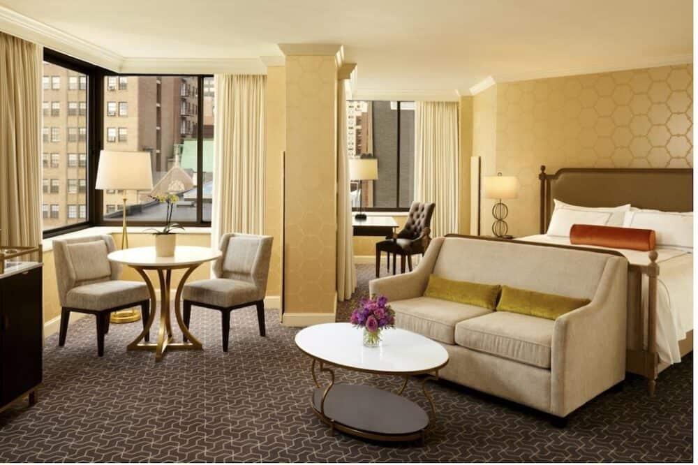 Romantic and chic hotel in Philadelphia