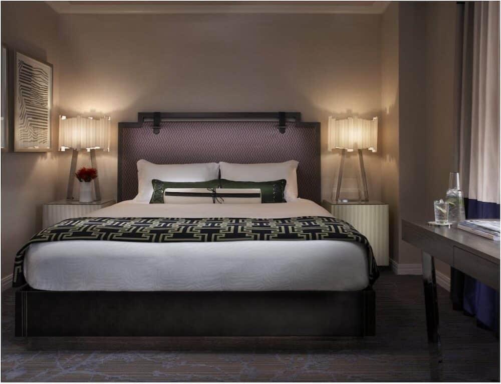 Romantic bedroom in Philadelphia