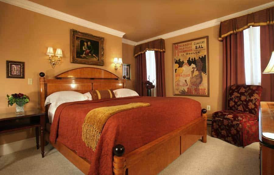 Romantic couples hotel in Philadelphia