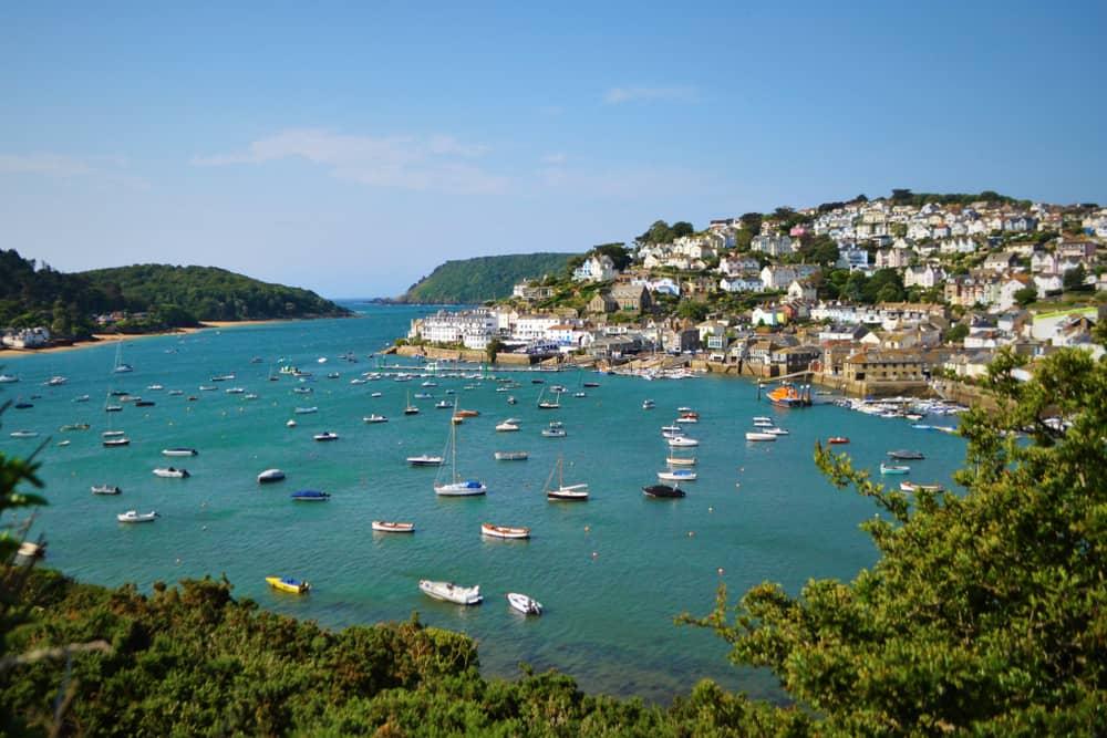 Salcombe - best places to visit in Devon