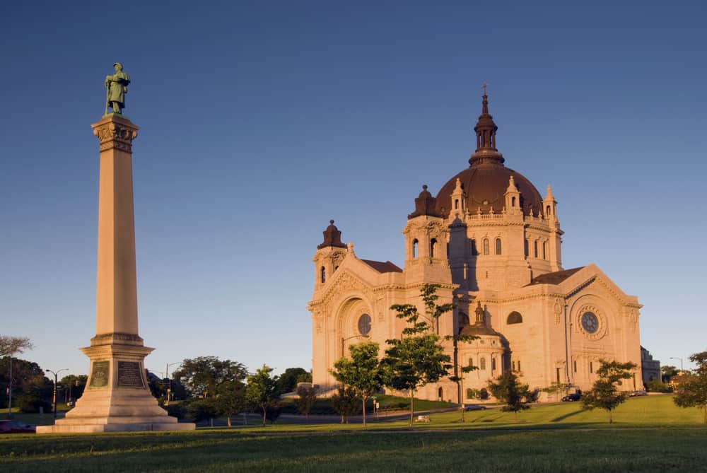 St. Paul's Cathedral Minnesota