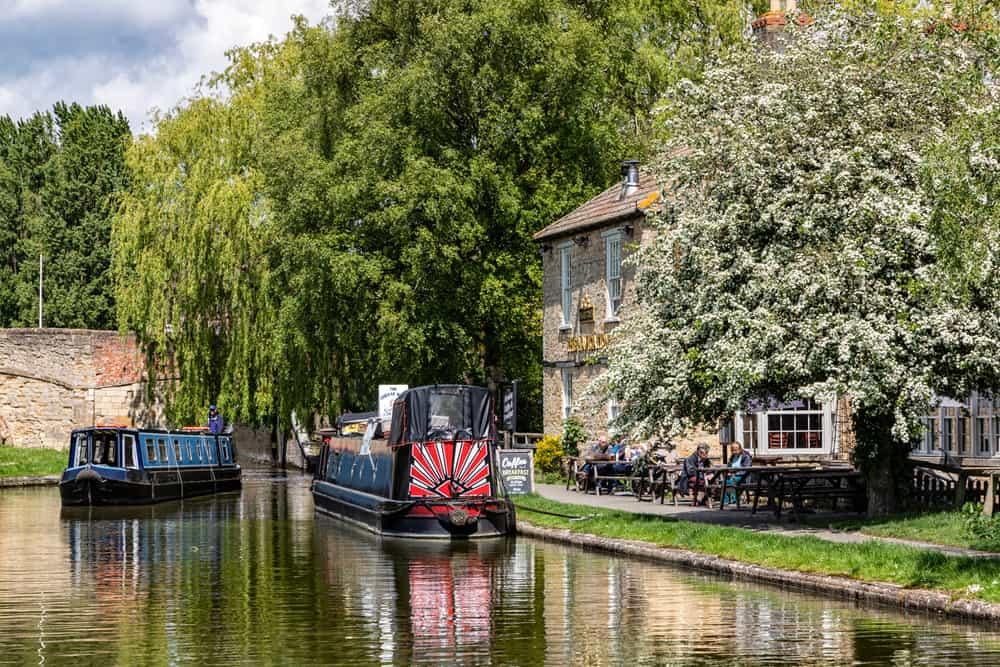 Stoke Bruerne Northamptonshire