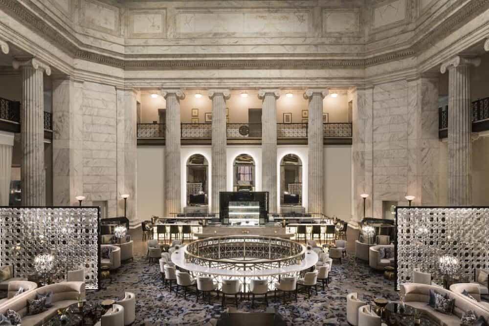 The most romantic hotels in Philadelphia