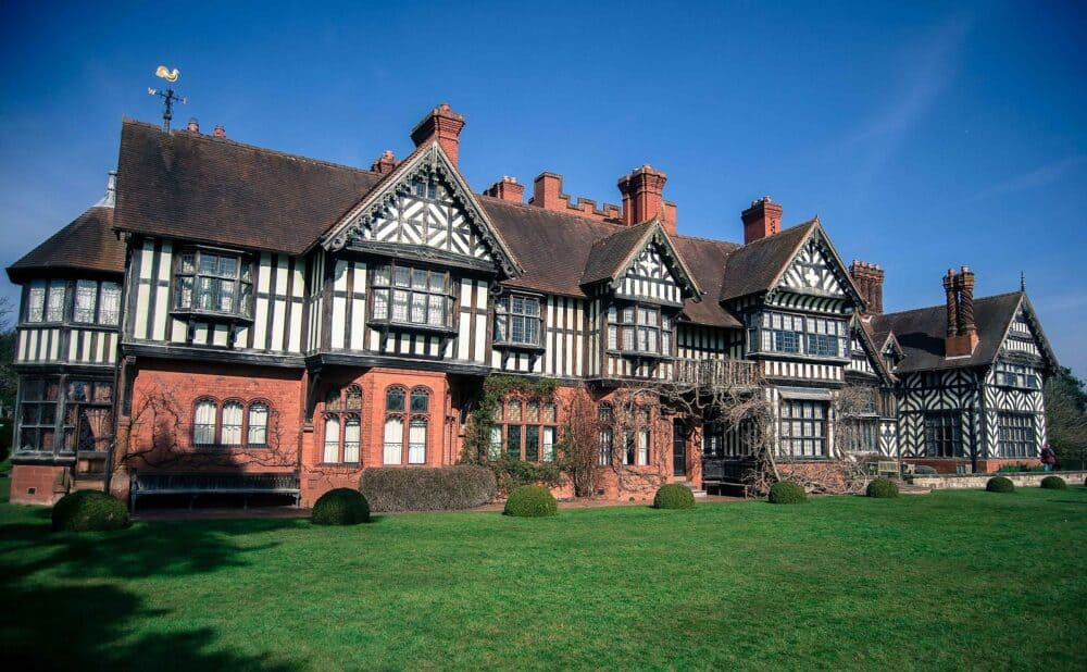 Wightwick Manor - best places to visit in the West Midlands