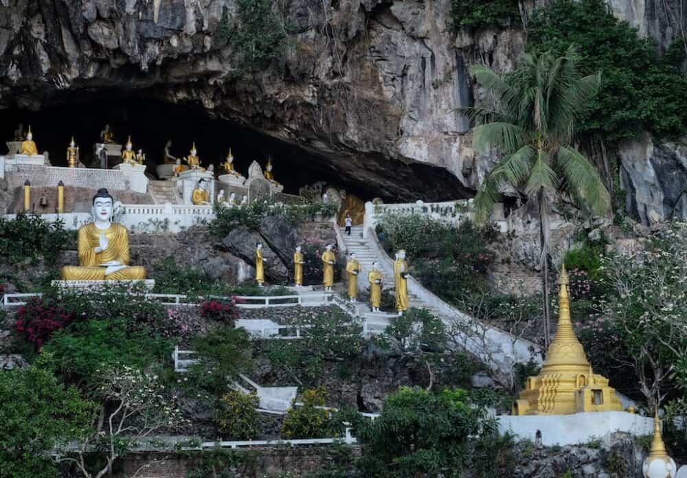 Ya Thay Pyan Cave