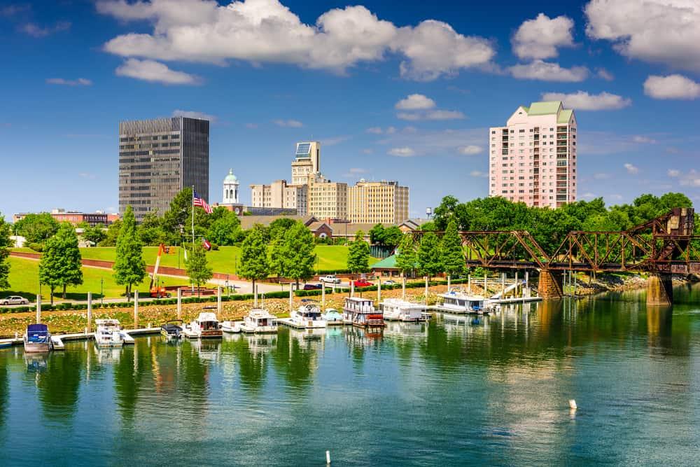 Augusta - best cities in Georgia