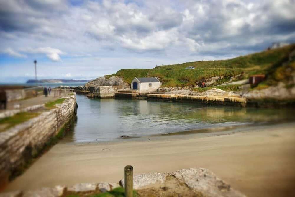 Ballintoy Harbour Northern Ireland