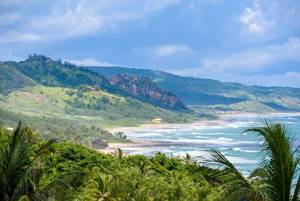Bathsheba Bay Barbados