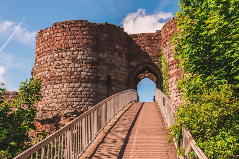 Beeston Castle Cheshire