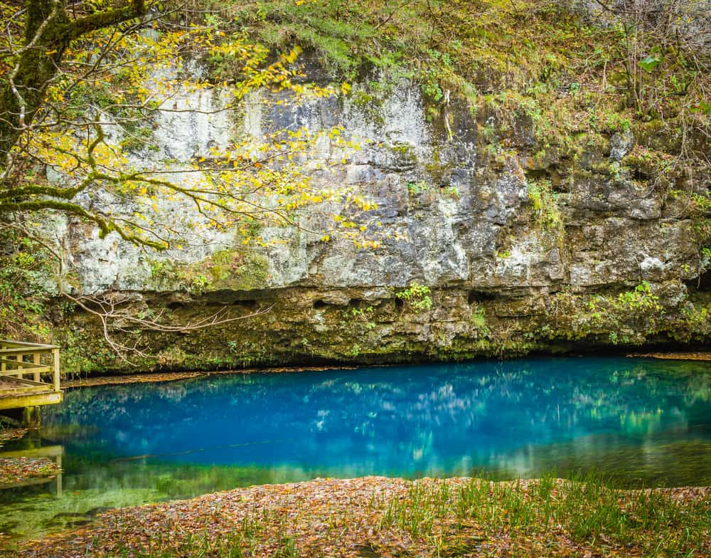 Blue Spring - places to visit in Missouri