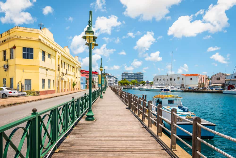 Bridgetown - best places to visit Barbados