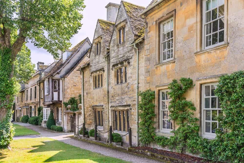 Burford - pretty villages in Oxfordshire