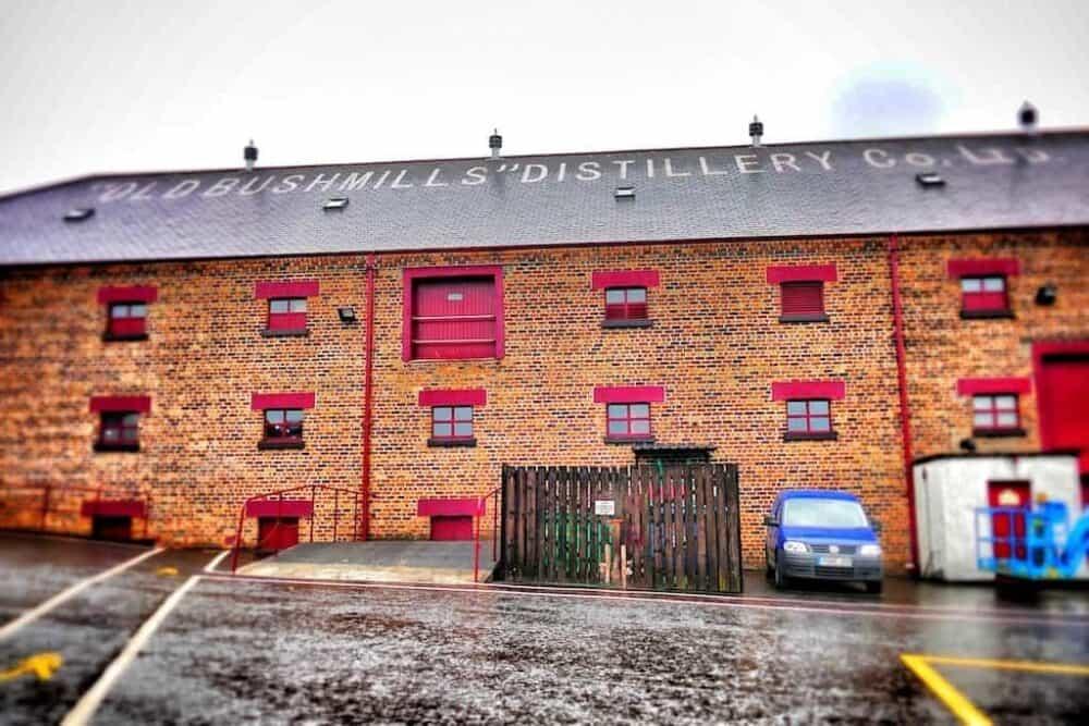Bushmills Distillery Northern Ireland