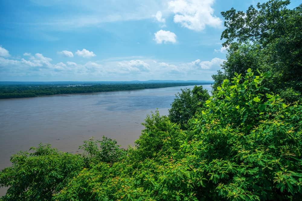 Cape Girardeau River View