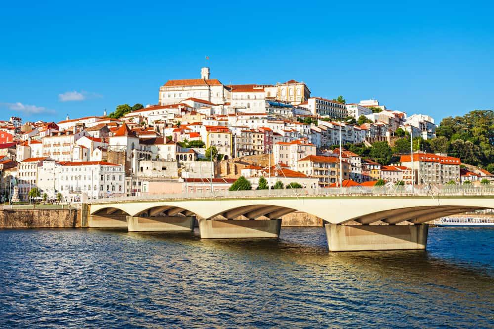 Coimbra - coastal resort