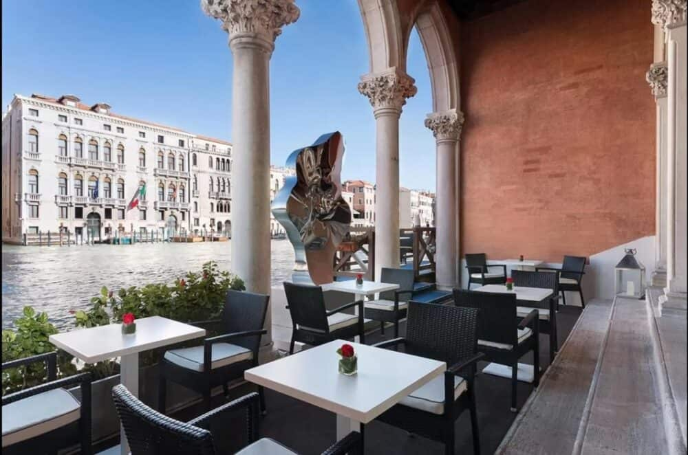 Couples hotel in Venice