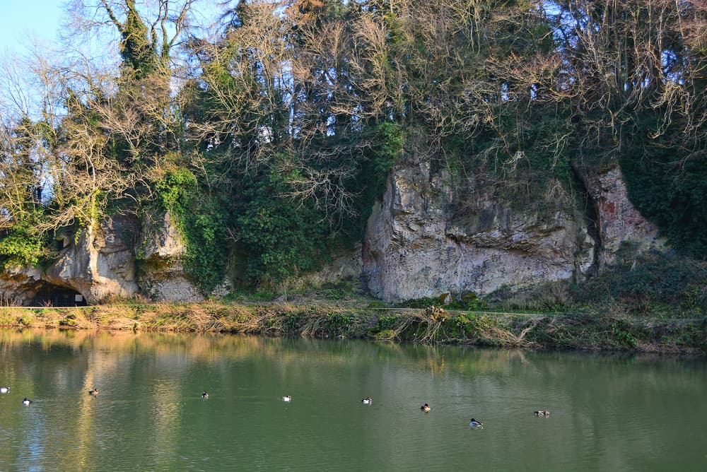 Creswell Crags - Nottinghamhshire