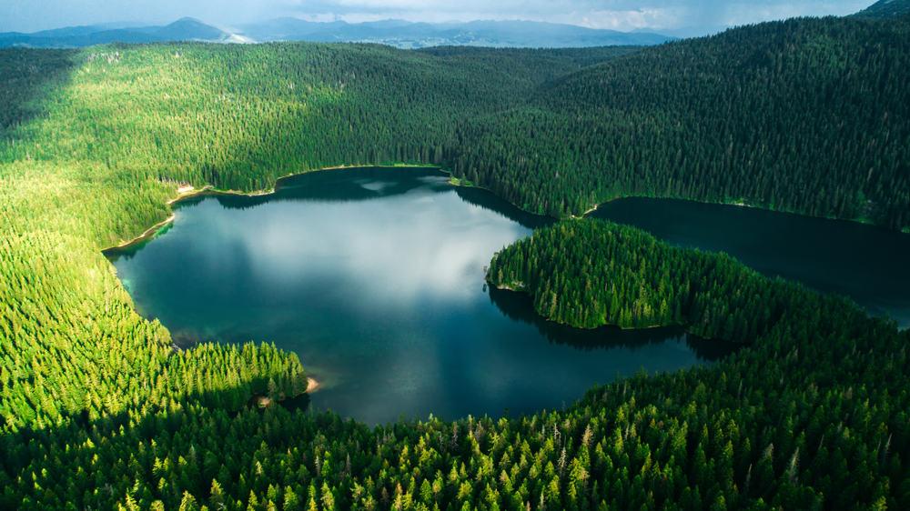 Crno Jezero Montenegro