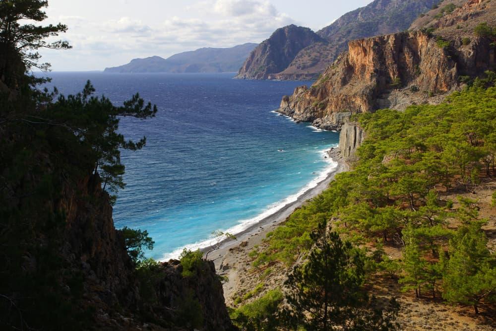 Domata Beach Crete