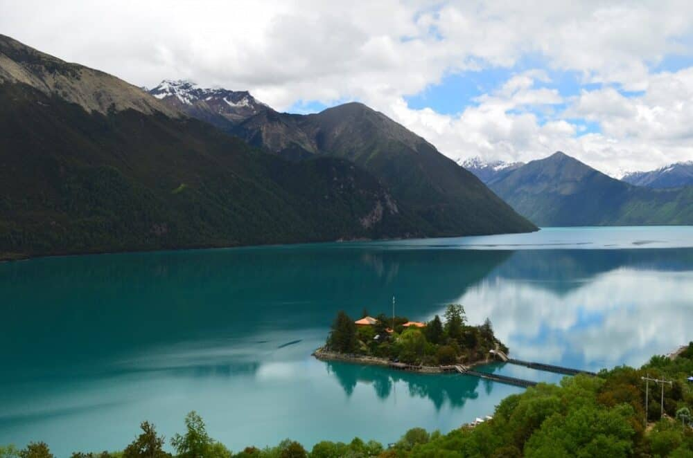 Draksum Tso Lake