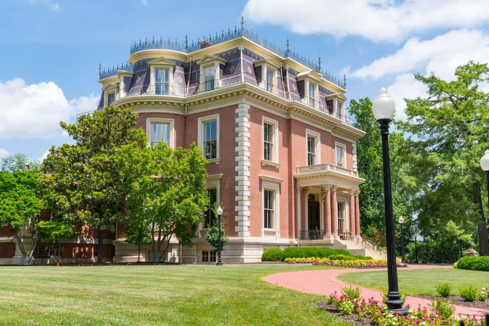 Governor's Mansion Missouri