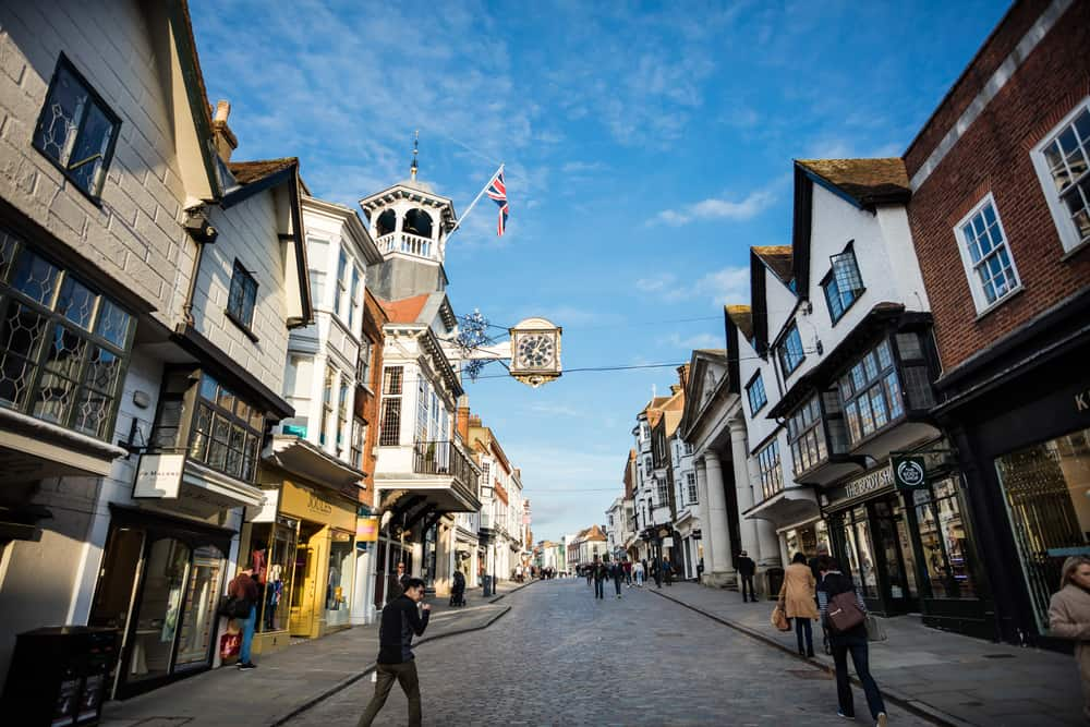 Guildford - places to explore in Surrey