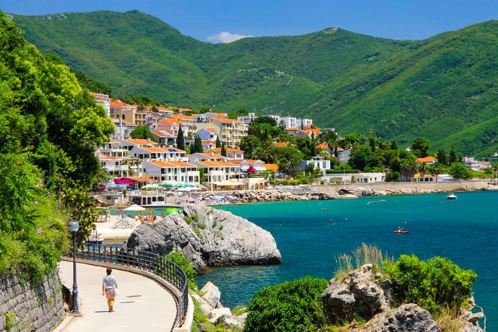 Herceg Novi - best places to visit in Montenegro