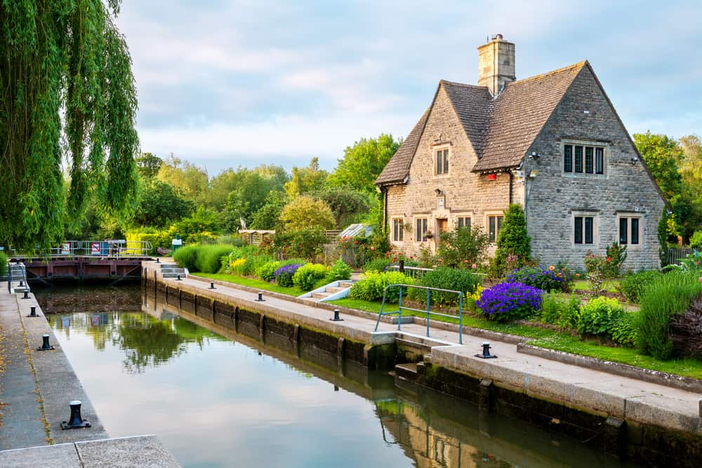 Iffley Lock Oxfordshire