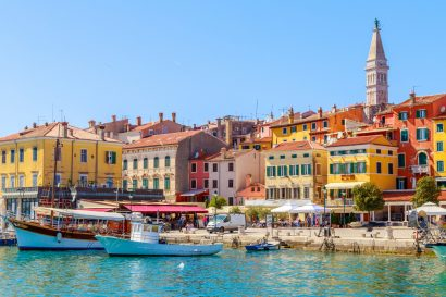 Five of the most beautiful holidays by the sea