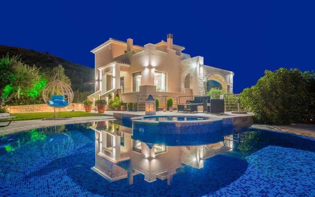 Kalamaki Villa accommodation