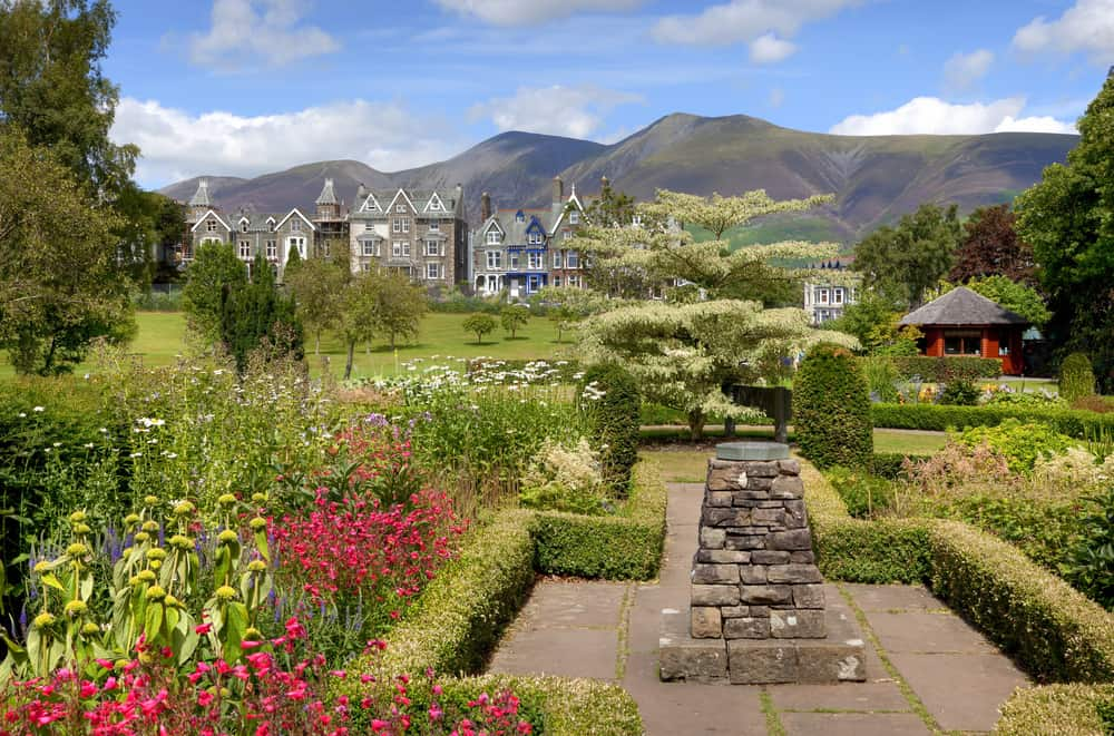 Keswick - best places to visit in the Lake District
