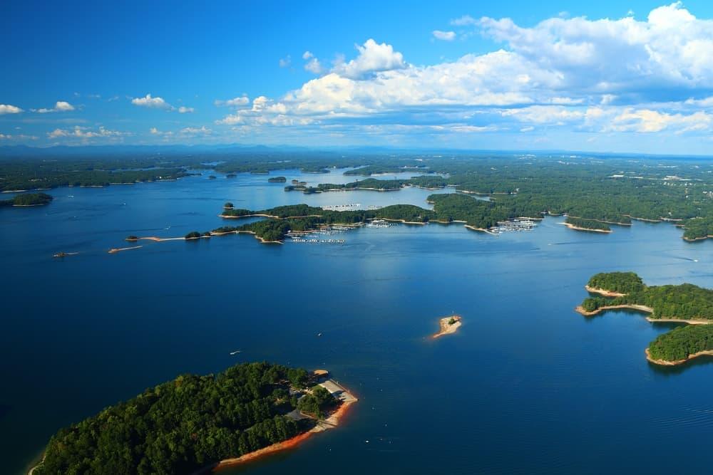 Lake Lanier Georgia